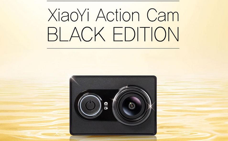 Jual Xiaomi Yi Camera Black