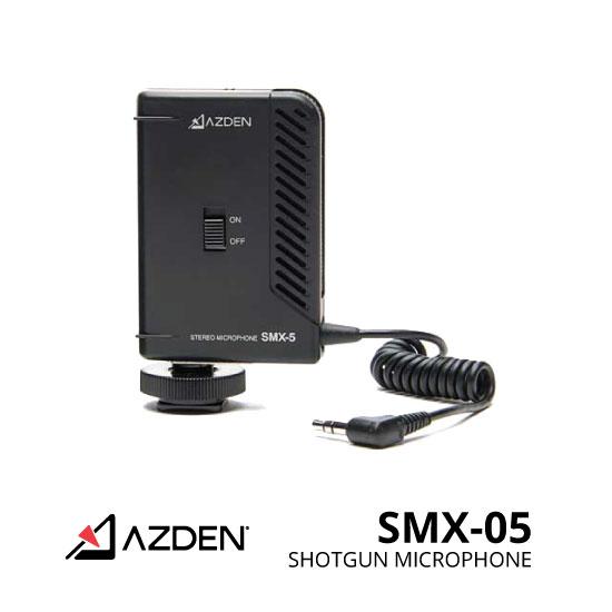 jual Azden SMX-5 Shotgun Microphones