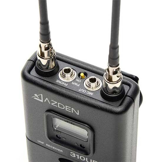 Jual Azden 310HT UHF Wireless
