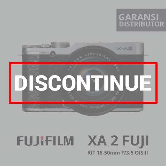 Jual Fujifilm XA2 Kit 16-50mm Harga Termurah - Produk telah discontinue