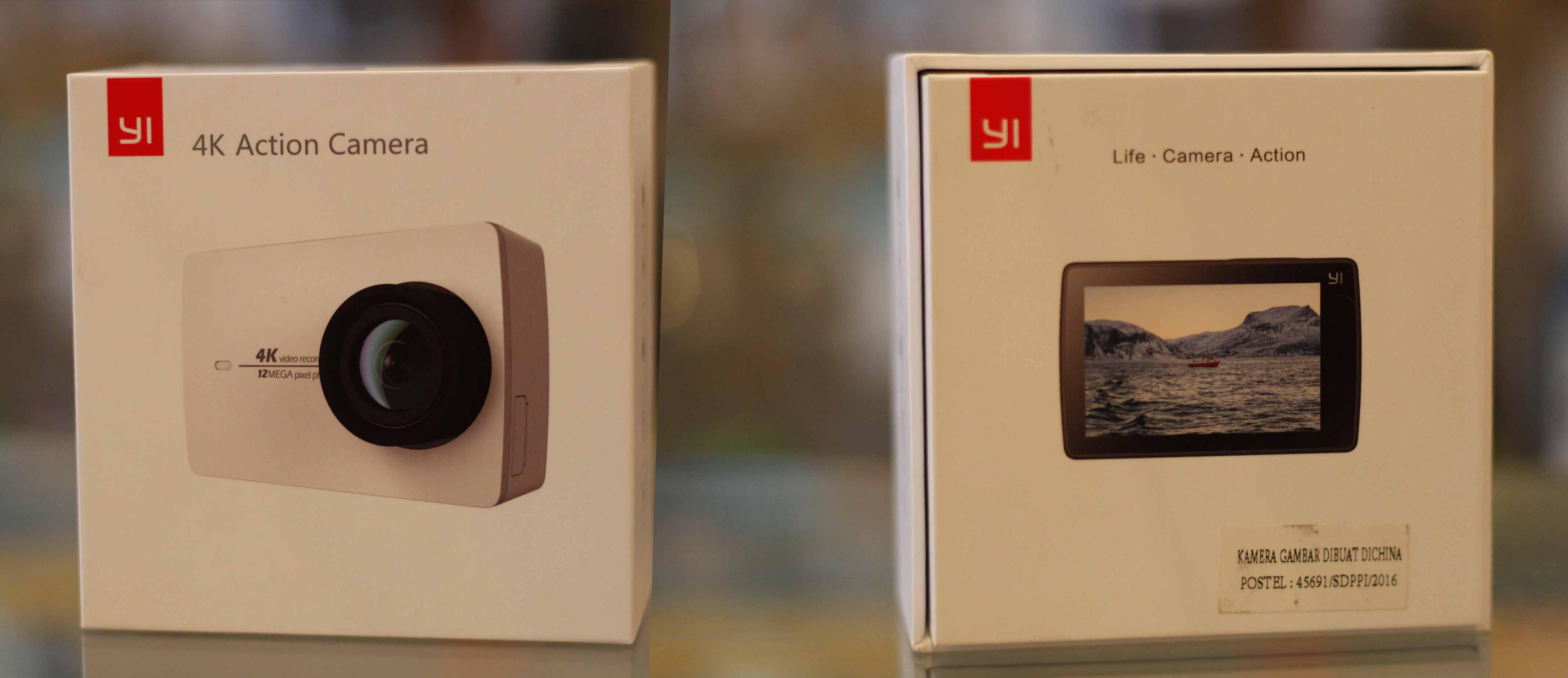Jual Xiaomi Yi Cam2 4K