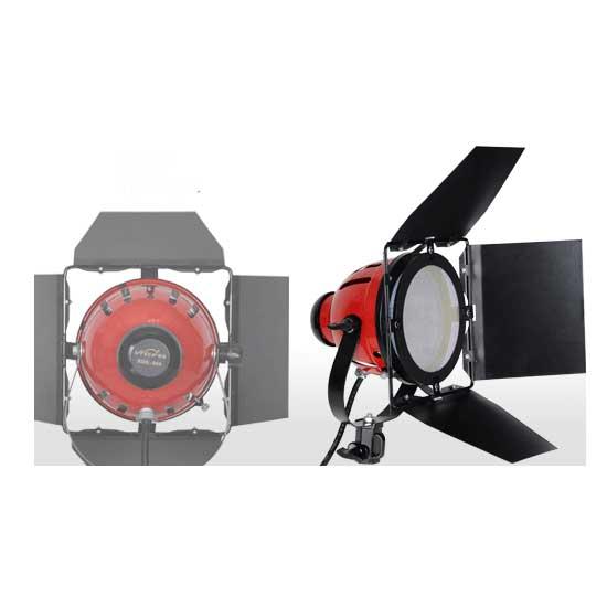 Jual NiceFoto Red Head Halogen With Dimmer RDG-800