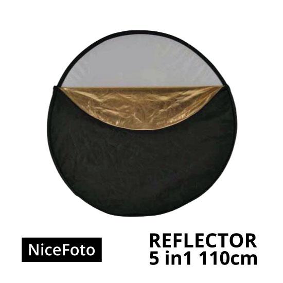 jual NiceFoto Reflector 5in1 110cm