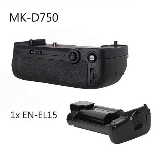 Jual BG Meike For Nikon D750