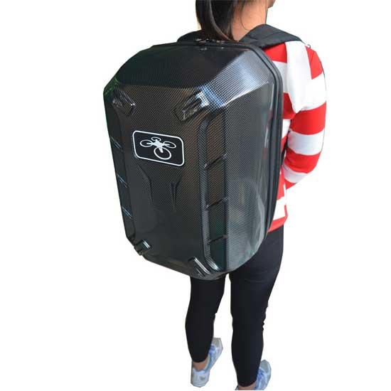 Jual DJI Phantom 3 Hardshell Backpack Silver 3rd Party