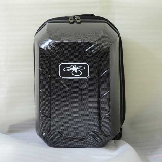 Jual DJI Phantom 3 Hardshell Backpack Silver 3rd Party