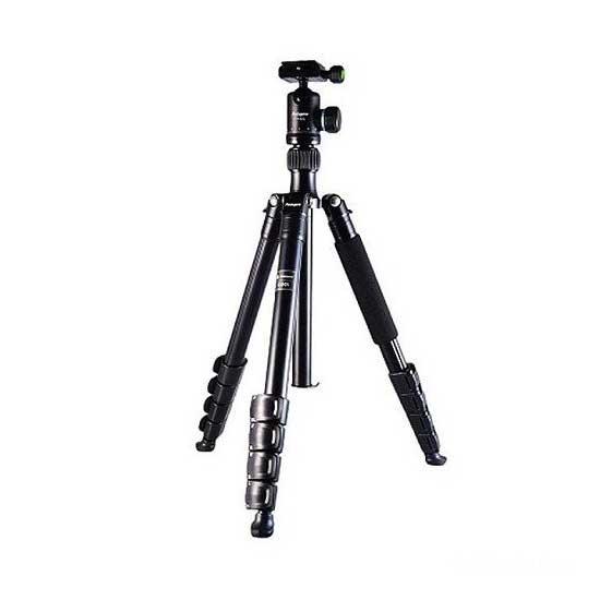 Jual Fotopro Tripod C50i + FPH-52Q Black