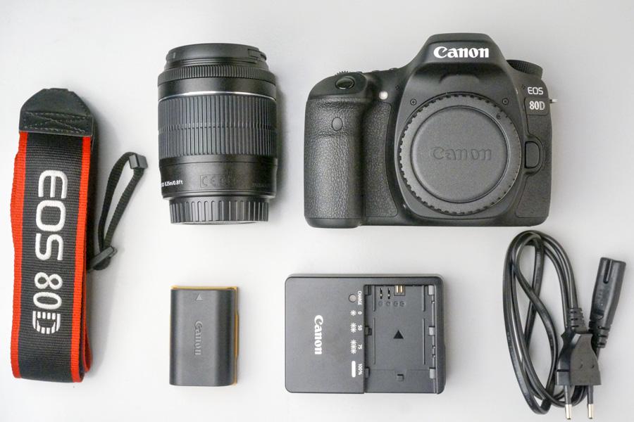 Jual Canon EOS 80D