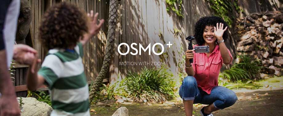 Jual DJI OSMO+ Surabaya Jakarta