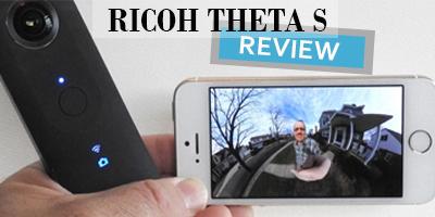 Ricoh Theta S 360