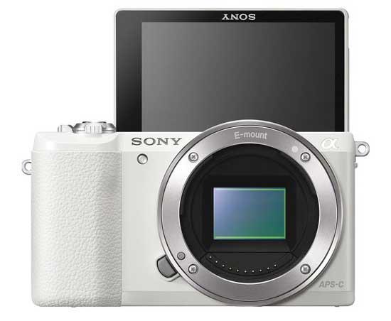 Jual Kamera Mirrorless Sony A5100 Kit 16-50mm Putih f/3.5-5.6 OSS Murah. Cek Harga Kamera Mirrorless Sony A5100 Kit 16-50mm Putih f/3.5-5.6 OSS disini, Toko Kamera Online Surabaya Jakarta - Plazakamera.com