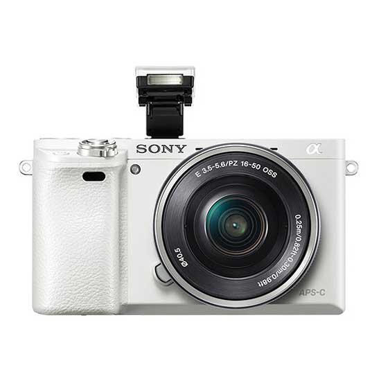 Jual Kamera Mirrorless Sony A6000 Kit 16-50mm Putih Murah. Cek Harga Kamera Mirrorless Sony A6000 Kit 16-50mm Putih disini, Toko Kamera Online Surabaya Jakarta - Plazakamera.com