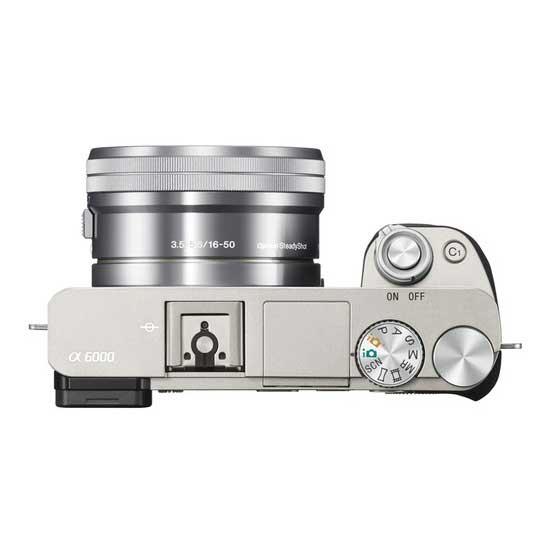 Jual Kamera Mirrorless Sony A6000 Kit 16-50mm Silver Murah. Cek Harga Kamera Mirrorless Sony A6000 Kit 16-50mm Silver disini, Toko Kamera Online Surabaya Jakarta - Plazakamera.com