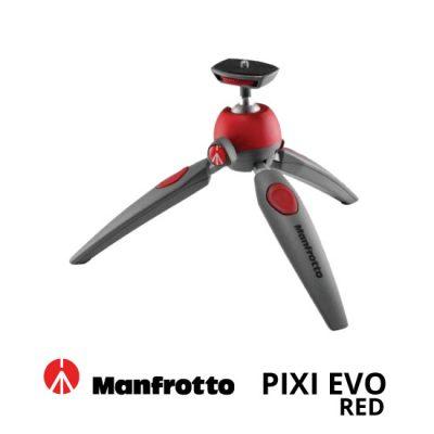 jual Manfrotto Pixi Evo Merah