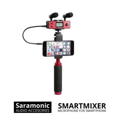 jual Saramonic SmartMixer for Smartphone