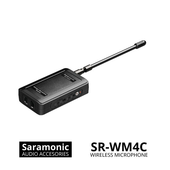 jual Saramonic SR-WM4C Wireless Microphone System