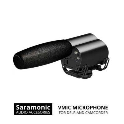 jual Saramonic Vmic Microphone for DSLR Camera / Camcorders