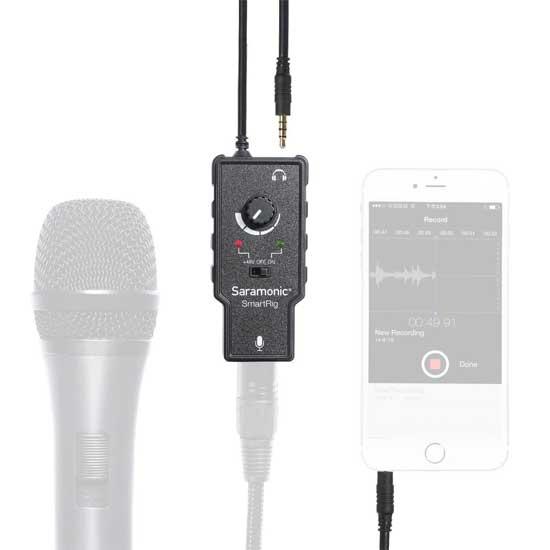 Jual Saramonic SmartRig Audio Adapter for Smartphones