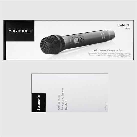 Jual Saramonic UwMic9 (HU9) Wireless Microphone