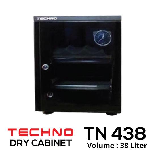Jual Techno TN 438 Dry Cabinet surabaya jakarta