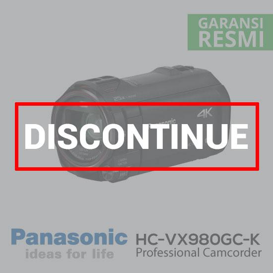 jual Panasonic HC-VX980GC-K Camcorder harga murah surabaya jakarta