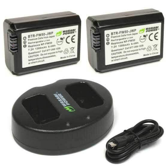 jual Wasabi Battery FW50 harga murah surabaya jakarta