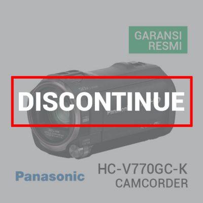 jual camcorder Panasonic HC-V770GC-K Camcorder harga murah surabaya jakarta