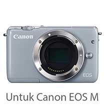 Ke Canon EOS M
