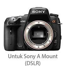 Ke Sony A-Mount