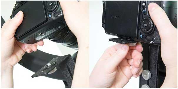 Jual Z Bracket For LED Ring Type NG surabaya jakarta
