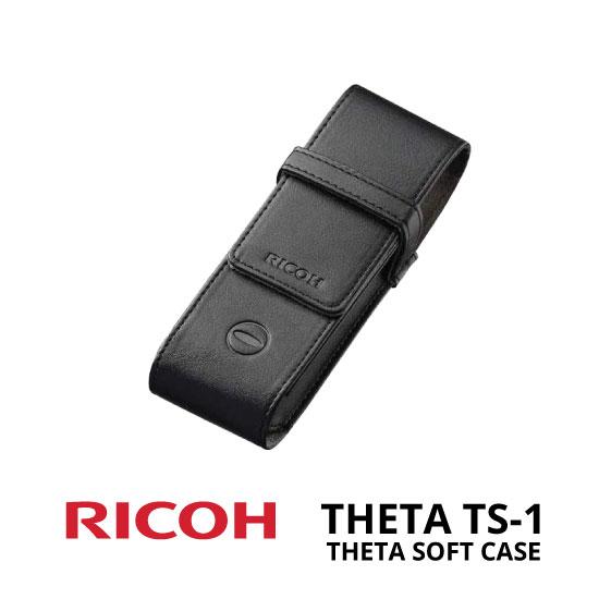 jual Ricoh Theta Soft Case TS-1 Hitam