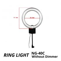 jual Ring Light Lamp NG-40C without dimmer