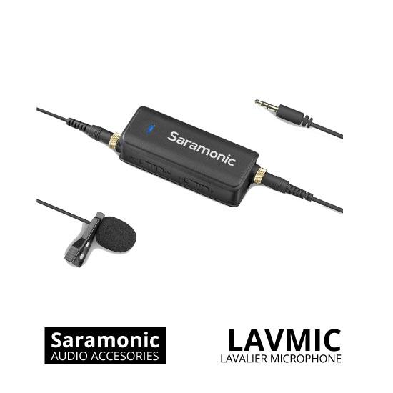 jual Saramonic LavMic Lavalier Microphone