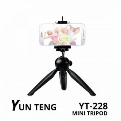 jual Yunteng YT-228 Mini Tripod