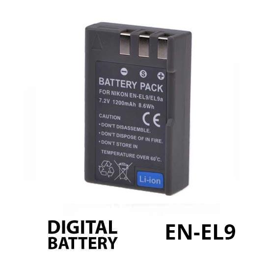 jual Baterai Nikon EN-EL9