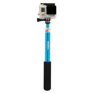 Jual Tongsis Attanta untuk GoPro SMP-07 Blue Harga Murah Toko Aksesoris Kamera Indonesia