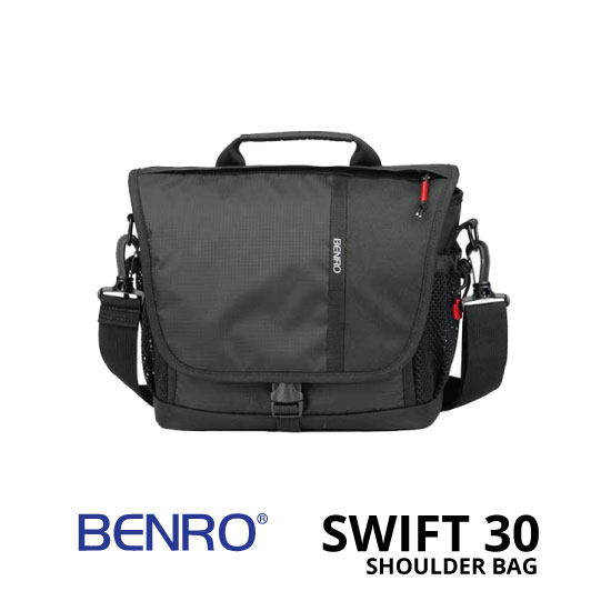 jual Benro Swift 30 Shoulder Bag Hitam