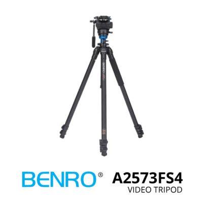 jual Benro A2573FS4 Profesional Video Tripod