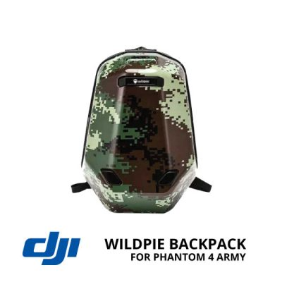 jual DJI Phantom 4 WILDPIE Backpack Army
