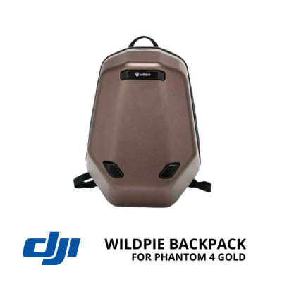 jual DJI Phantom 4 WILDPIE Backpack Gold