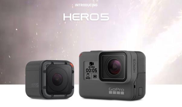 Review GoPro Hero 5 Black dan GoPro Hero 5 Session