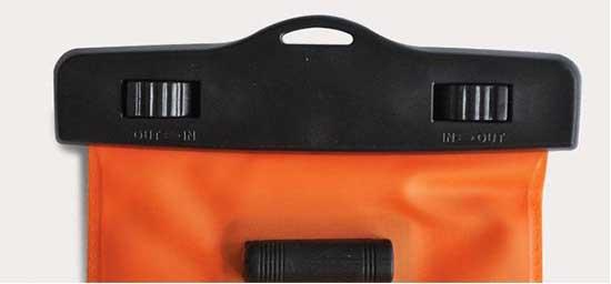 Jual Bingo Underwater 5 inch for iPhone Orange toko kamera online