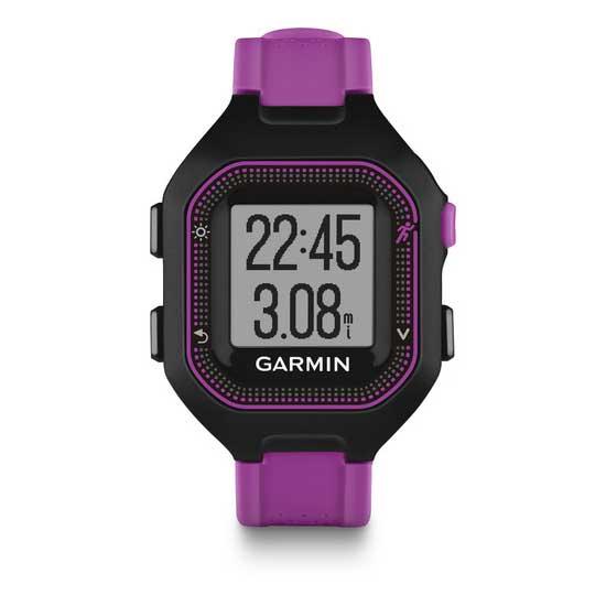 Jual Garmin Forerunner 25 Black Purple toko kamera online