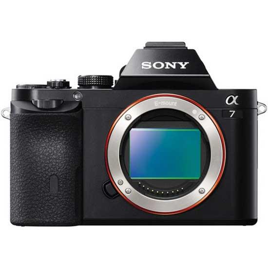 Jual Kamera Mirrorless Sony A7 Kit FE 50mm Murah. Cek Harga Kamera Mirrorless Sony A7 Kit FE 50mm disini, Toko Kamera Online Surabaya Jakarta - Plazakamera.com