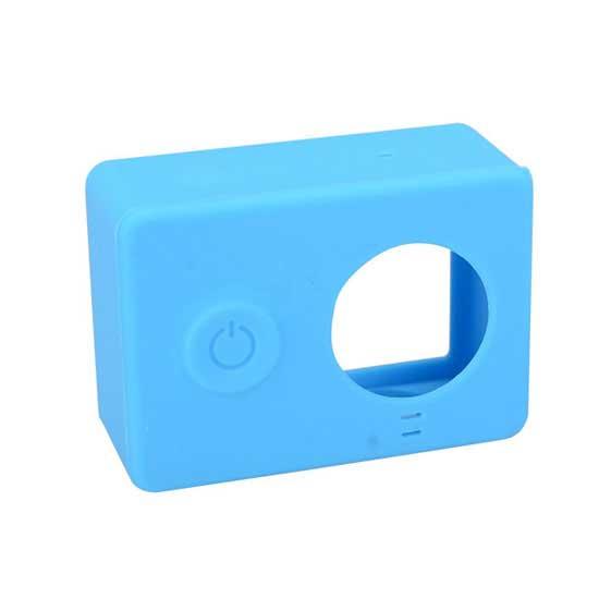 Jual Xiaomi Yi Silicone Case HR317 Biru toko kamera online