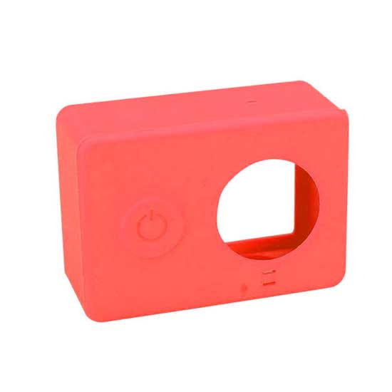 Jual Xiaomi Yi Silicone Case HR317 Merah toko kamera online