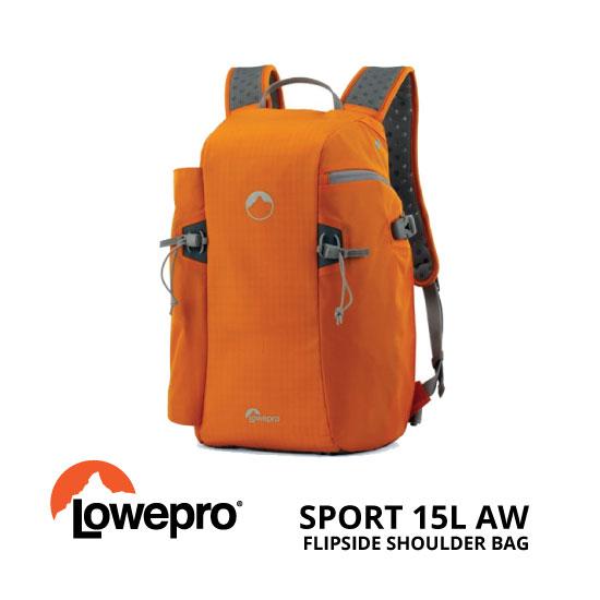 jual Lowepro Flipside Sport 15L AW Orange