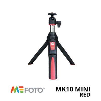 jual MeFoto MK10 Mini Tripod Merah