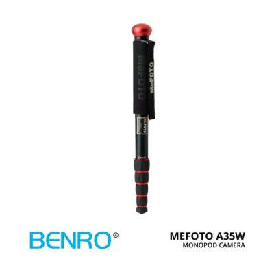 jual Monopod Benro MeFoto A35W Red