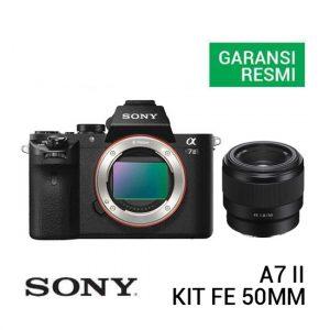 Sony A7 Mark II Kit FE 50mm